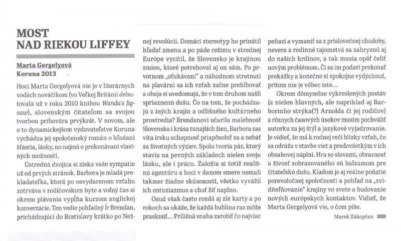 Knižná revue č. 20/2013